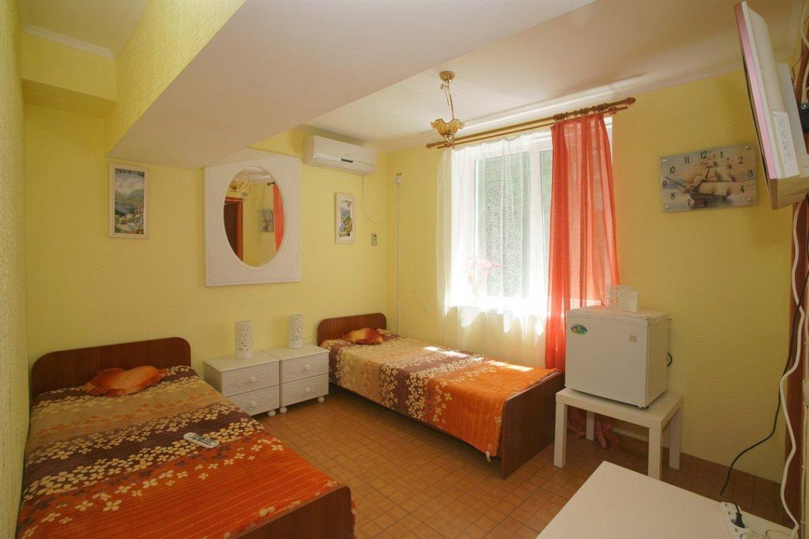 2-местный без балкона с раздельными кроватями